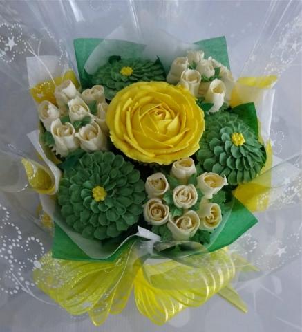 """""""St Patrick's Day Bouquet"""""""