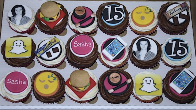 """15th Birthday"""
