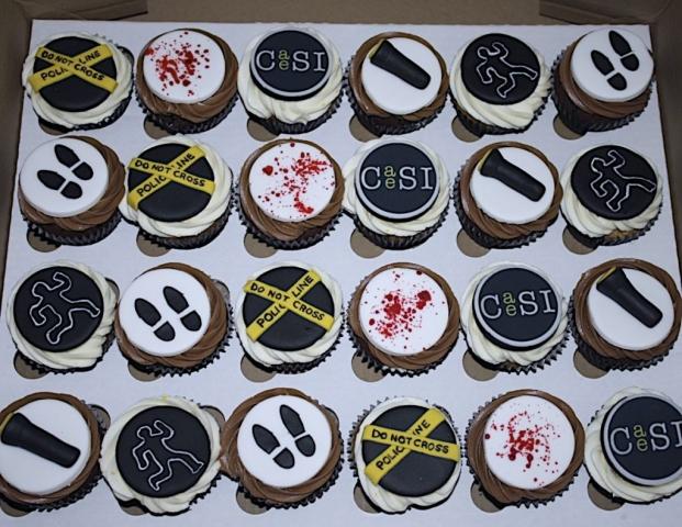 """CSI Cupcakes"""