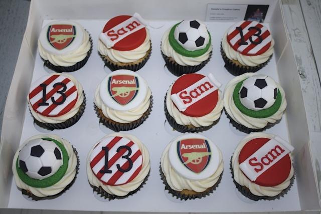 """Arsenal 13th Birthday"""