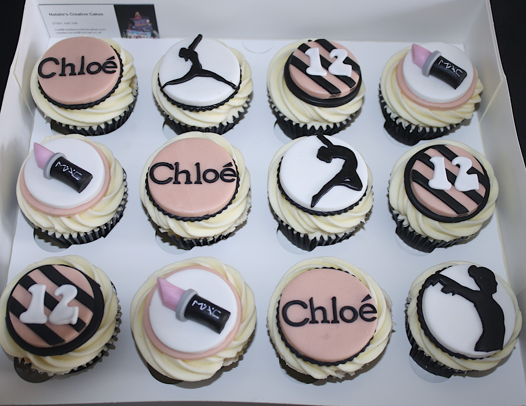 """Chloe Perfume & Make Up"""