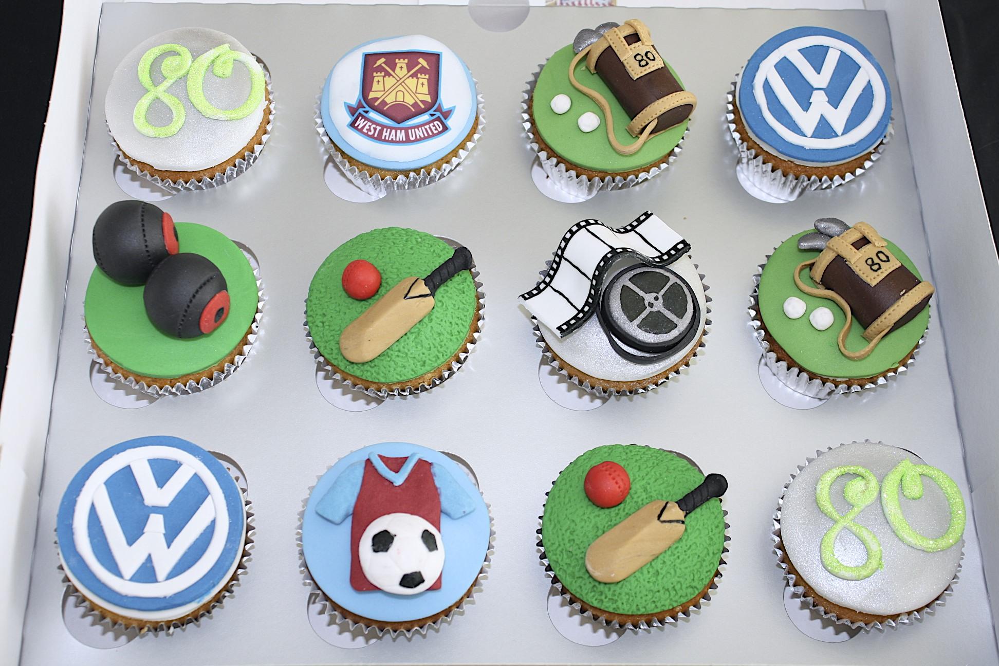 """""""Golf, VW & Film Making Cupcakes"""""""