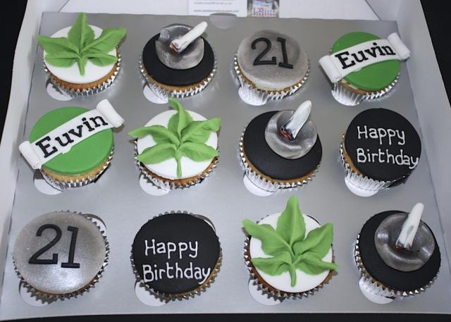 """21st Birthday Joints"""
