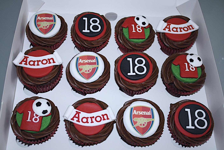 """Arsenal 18th"""