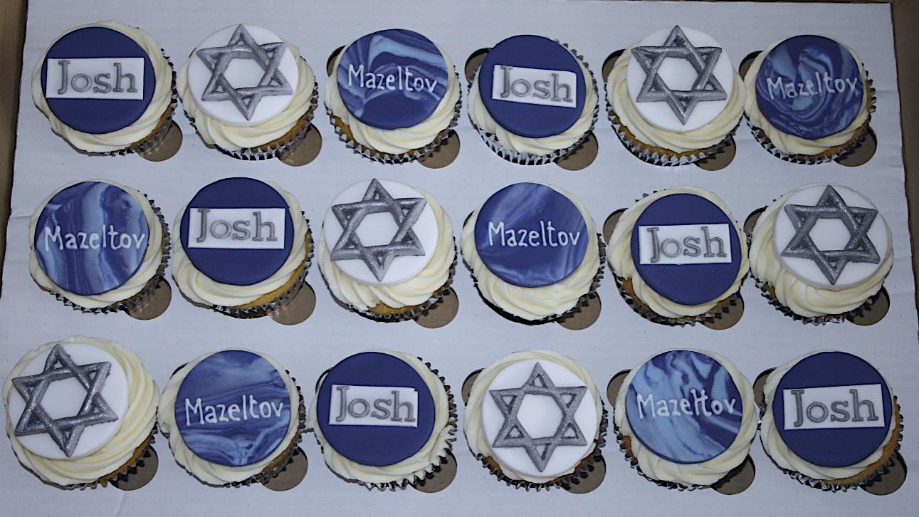 """""""Barmitzvah Cupcakes"""""""