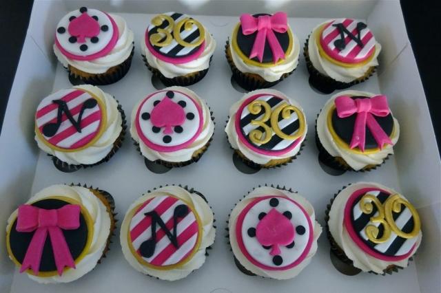 """Kate Spade Cupcakes"""