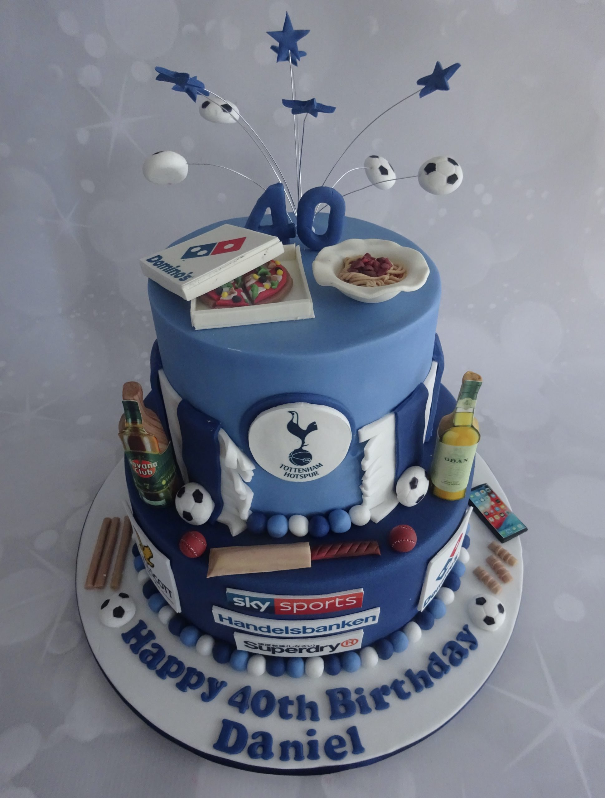 Incredible Cool Boys Men Natalies Creative Cakes Personalised Birthday Cards Epsylily Jamesorg